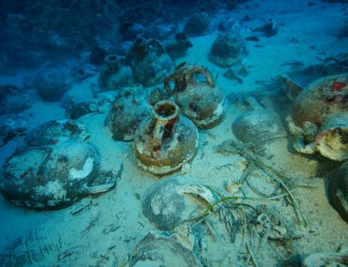 Ancient shipwrecks in Fourni archipelago