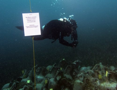 Greece opens shipwreck sites to divers as underwater museums