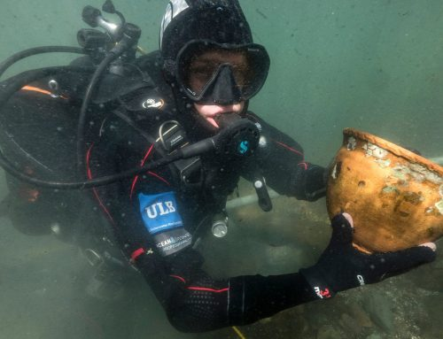 The five: underwater discoveries