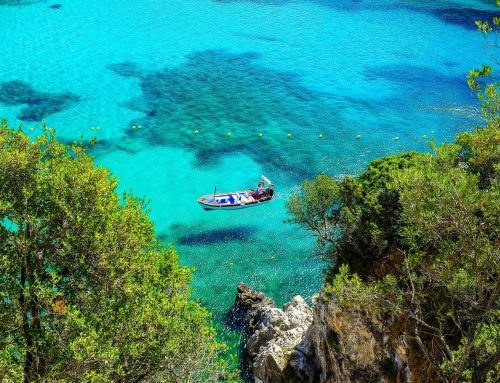 Top 5 Dive Sites in Corfu