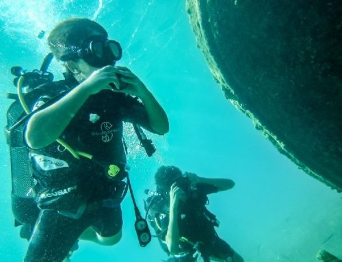'Dive in Blue Growth' Event Focuses on Development of Diving Tourism in Greece