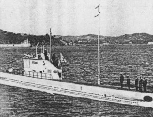 WWII Submarine Katsonis Found After 73 Years