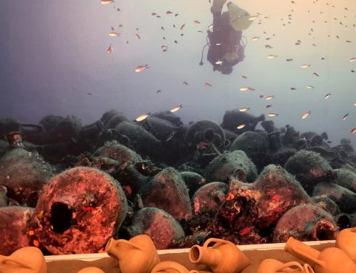 Greece's First Underwater Museum on Alonissos Opens to Public