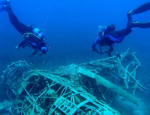 Greece Gives Divers Access to 91 Ship and Plane Wrecks